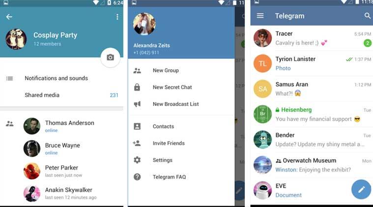 Telegram App Review